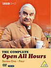 Open All Hours - Series 1 2 3 4 (DVDS)  REGION 2 RONNIE BARKER