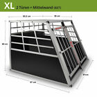 Aluminium Hundetransportbox Alu Box Hundebox Transportbox 7 Modelle zur Auswahl