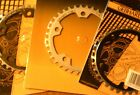 NEW GEBHARDT 110BCD CHAINRINGS, 34 TOOTH