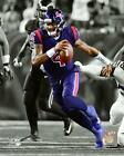 Deshaun Watson Houston Texans First NFL Rushing TD Photo UN015 (Select Size) on eBay