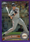 2011 Topps Chrome Purple Refractors - You Choose  *GOTBASEBALLCARDS