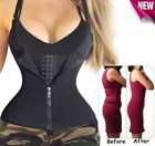 Women Body Shaper Slimming Waist Trainer Cincher Underbust Corset Shapewear Hots