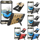 For Various Xiaomi Redmi 2in1 Kickstand Combo Shockproof Rugged Case Cover
