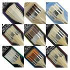 """Large area brushes 1"""" 2"""" 3"""" artists paint brush sets inches Wash Firm Soft"""