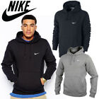 Nike Crew Mens Fleece Hoodies Swoosh Track Sweatshirt Jumpers Hooded CLEARANCE