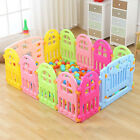 New Baby Playpen Indoor Toddler Safety Play Center Detachable Fence Pen Yard