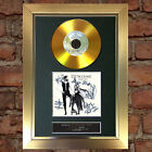 GOLD DISC FLEETWOOD MAC Rumours Album Signed Autograph Mounted Repro A4 #105