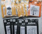best 80s themed costumes - NIP Studio G Halloween & Fall Themed Stamps Unmounted Acrylic [choose]