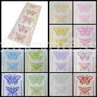 5 Large Self Adhesive Stick On Butterfly Diamante Gem Sheets Craft Card Making