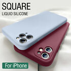 For iPhone 8 6S 7 Plus SE 5 Shockproof Thin Matte Retro Rubber Soft Case Cover