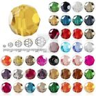 50/72/100/150pcs Crystal Beads Facted Round Necklace 3/6/8/10/12mm BB
