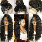 Brazilian Remy Virgin Human Hair Lace Wigs Glueless Lace Front Wig Full Lace Wig