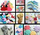 CARD MAKING DIE CUTS CRAFT ROOM CLEAROUT SALE 5 - 100 X PIECE KITS