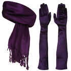Fashion Lady Kit, Includes Opera Gloves and GT Pashmina Scarf