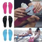 Silicon Adhesive Non Slip Invisible Foot Pads Stickers on Soles Feet TXCL