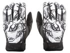 Fly Street Adult Motorcycle Ink'n Needle Black/White Gloves Size S-3XL