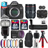 Canon EOS 5DS DSLR + 24-105mm 4L IS II + 50mm 1.4 USM + Battery Grip -48GB Kit