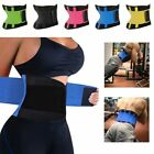 Unisex Support Xtreme Waist Trainer Cincher Control Shaper Corset ummy Hot Belt