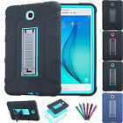 Impact Armor Hybrid Rugged Case Cover for Samsung Galaxy Tab A 8.0 SM-T350 T351