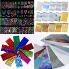8/20/50Pcs  Sky Nail Foils  Dreamcather Star Xmas Nail Art Sticker