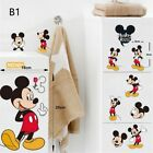 Cartoon Mickey Mouse Minnie Mouse Wall Decals Sticker Home Kids Room Decor UK