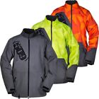 509 Men's Forge Jacket Uninsulated Coat - Black Lime or Orange - 509-OSJ-FO__-__