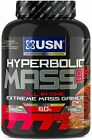 USN HYPERBOLIC MASS 2KG 6KG HIGH CALORIE WEIGHT GAIN PROTEIN POWDER SHAKE DRINK