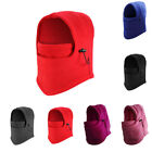 1PC Winter Warm Children Fleece Balaclava Motorcycle Ski Face Mask Hat Windproof