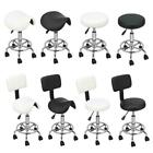 Adjustable Hydraulic Swivel Stool Facial Massage Spa Salon Bar Chair & Backrest