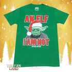 New Star Wars Men's Yoda An Elf I Am Not Christmas Mens T-Shirt $18.95 USD on eBay