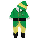 Buddy the Elf Baby All in One Fancy Dress Ages 6-9, 9-12, 12-18 Months BN George