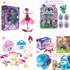 Flying Fairy Magic Elsa Doll Infrared Induction Control Dolls Toy Xmas Gift