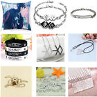 Christmas Gifts for all EXO-L EXO Necklace Finger Ring Earrings