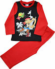 Boys Jake and The Neverland Pirates Pyjamas Pjs Size 18 to 24 Months JP42