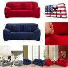 2/3 Seat Easy Fit Antiskid Stretch Sofa Protect Cover Furniture Couch Slipcover