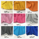 50x180cm Cotton Knitted Looped Pile Fabric DIY Craft MaterialSolid Candy Color S
