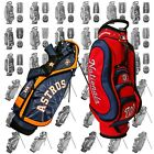 NEW Team Golf Medalist Cart or Nassau Stand Bag MLB - Pick Your Baseball Team!
