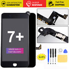 Black for iPhone 7 PLUS A1661 LCD Display 3D Touch Screen Digitizer Assembly USA