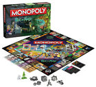 Monopoly: Game of Thrones, The Walking Dead or Rick and Morty or more фото