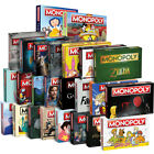 USAopoly MONOPOLY® Game of Thrones, The Walking Dead or Rick and Morty or more