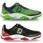 New Junior FootJoy Hyperflex Closeout Golf Shoes - Choose Your Size