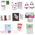 Metal Cutting Dies Stencil Scrapbooking Embossing Album Paper Card Craft DIY