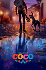 HOT Cartoon movie Coco PIXAR poster printing more in