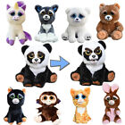 Feisty Plüsch Tiere Pets Expression Stuffed Scary Face Toy Animal Weinachten Hot