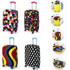 CO_ 18-28inch Luggage Suitcase Cover Protective Bag Dustproof Protector Seraphic