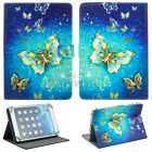 """US For Smartab 7"""" Model #ST7150 7 inch Tablet Universal Leather Stand Case Cover"""