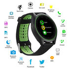 Bluetooth Smart Watch Fitness Tracker WIFI GPS Heart Rate For Android iOS Phone