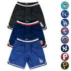 MLB Mitchell & Ness Authentic Playoff Win Throwback Shorts Collection Men's on Ebay