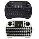 Mini 2.4Ghz Wireless Keyboard Air Mouse Remote Control Touchpad For PC TV Box
