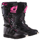 Oneal 2018 Womens Rider MX ATV Motorcycle Boots Pink All Sizes 5-10